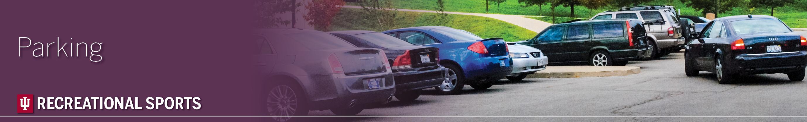 Validating parking at iu
